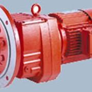 Соосные цилиндрические мотор-редукторы фото