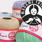Пряжа Madame tricote фото