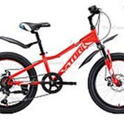 Велосипед Stark Rocket 20.1 D (2020) Красный фото