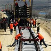 Строительство и проектирование железных дорог фото