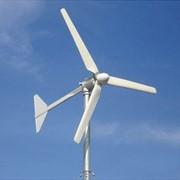Ветрогенераторы, ветросиловые электрические станции, 1000 Вт фото