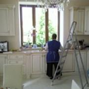 Уборка домов и коттеджей фото