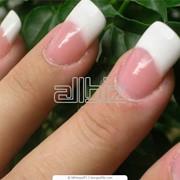 Коррекция ногтей фото
