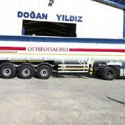Газовоз полуприцеп DOGAN YILDIZ 36 м3 фото