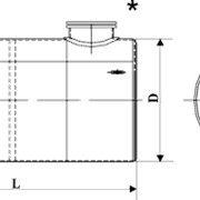Резервуары малой емкости от 3 до 100 куб.м. фото