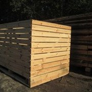 Ящики деревянные для хранения овощей и фруктов фото