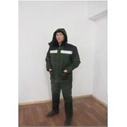 Куртка мужская зимняя Батыс-мунай.Пошив под заказ фото