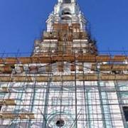 Аренда строительных лесов в Киеве и Киевской области фото