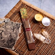 Набор Karma Жасмин, 10 палочек с подставкой лодочка фото