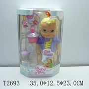 "Кукла ""аливия с тортом"" фото"