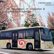 Автобус городской Zonda YCK 6805HC фото