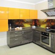 Кухонный гарнитур Фиалка фото