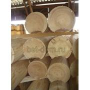 Оцилиндрованное бревно камерной сушки под домокомплект (20%+-1%) фото