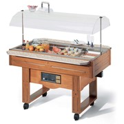 Холодильное оборудование для шведского стола фото