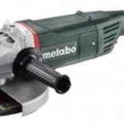 Угловая шлифмашина METABO W 2400-230 (600378000) фото