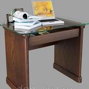 Стол ZX0300 Орех 1000 x 550 x 730 фото