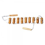 Тривес Массажер «лента с шариками» широкая ER-1005 фото