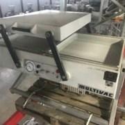 Вакуумный упаковщик Multivac AG 800, двухкамерный фото