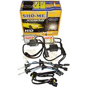Комплект ксенона Sho-Me Super Slim HB1 (9004) (6000K) фото