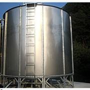 Цилиндрические резервуары фото