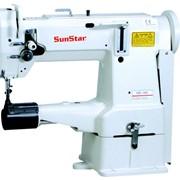 Швейная машина промышленная рукавная SUNSTAR КМ- 390 BL фото