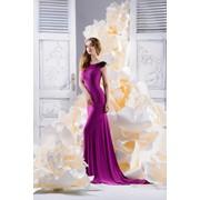 Дизайнерское вечернее платье Flore от Belleza e Lusso фото