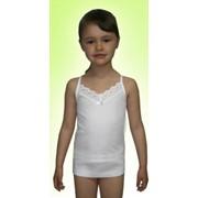 Детский бельевой трикотаж фото