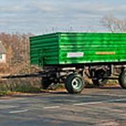 Прицеп самосвальный тракторный 2ПТС-6,5 фото