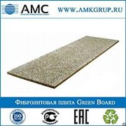 Фибролитовая плита Green Board GB450 | 3000х600х25 фото