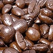 Кофе жареный Арабика Бразилия Сантос, зерно 0,5 кг/5 фото