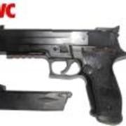 Пневматический пистолет KWC KMB74AHN Sig sauer 226 Blowback фото