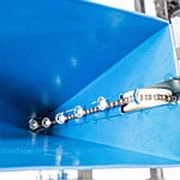 Цепь с ложечками для сажалки чеснока фото