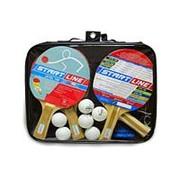 Набор для н/т Startline Level 100 (4 ракетки, 6 мячей + сумка) фото