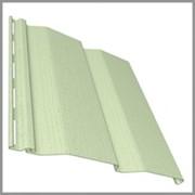 Сайдинг виниловый Ю-пласт Зеленый фото