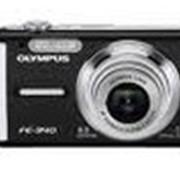 Цифровой фотоаппарат Olympus FE-340 Black фото