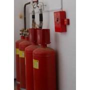 Автоматическое пожаротушение фото