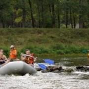 Водный поход на байдарках по реке Тетерев в Житомирской области , сплав по реке Тетерев в сентябре, 03.09 - 04.09 фото