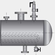 Подогреватель паровой емкостный типа СТД 3070 (2,5) фото