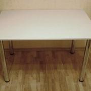 Аренда прокат новых столов 1200 мм х 800 мм съёмные ножки фото