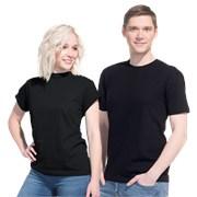 Промо футболка StanUno 01 Чёрный XS/44 фото
