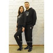 Костюм мужской и женский с вышивкой ТM06-421 и Т07-421 фото