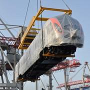 Автоматизация транспорта. Одесский порт фото