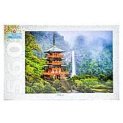 """Мозаика """"puzzle"""" 560 """"Пагода у водопада"""" 78094 фото"""