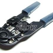 Инструмент для обжимки проводов фото
