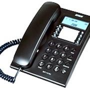 Телефон ВВК ВКТ-115 RU, цвета: белый (W), черный (B) фото