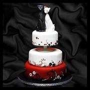 Торты на заказ на свадьбу, день рождение, корпоратив фото