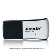 Миниадаптер USB беспроводной N-стандарта W311M фото