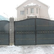 Ворота 47 фото