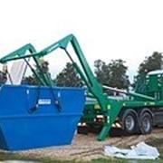 Вывоз бытового, строительного мусора фото
