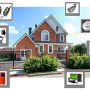 Системы безопасности для коттеджей фото